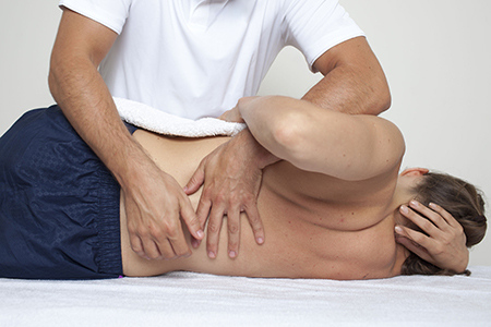 spinal manipulation at Rockville chiropractic family clinic