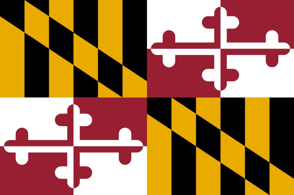 Montgomery College Maryland Flag